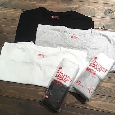 Hanes パックTシャツ(2枚組)