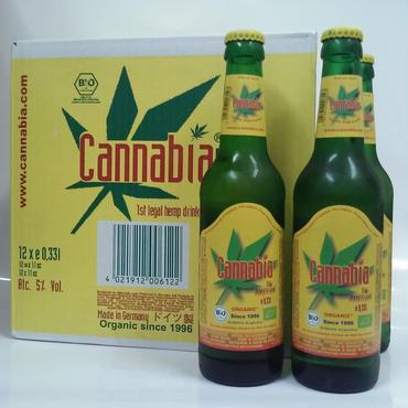 カンナビアビール Cannnabia 4.8% 330ml 12本(1ケース)