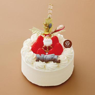 本和香苺シャンティ Chantilly fraises sucre roux <18cm> ※画像は15cm