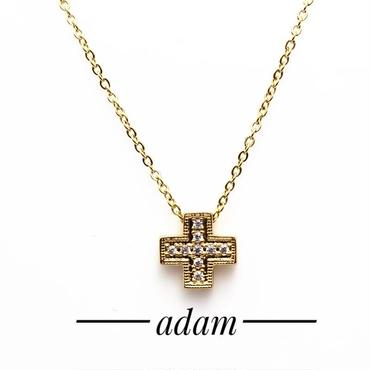 cross G necklace