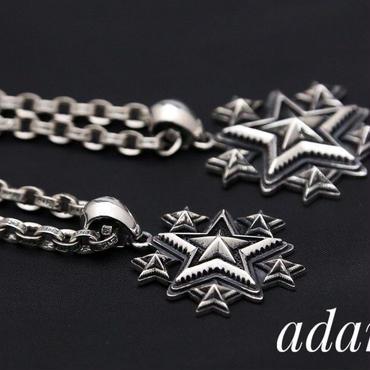 Binary star necklace