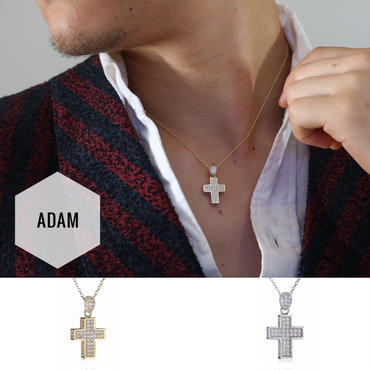 cross kk necklace