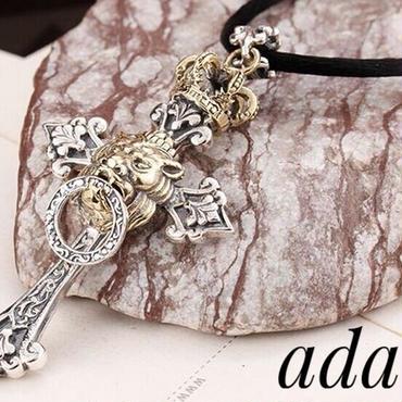 Cross luxury king necklace