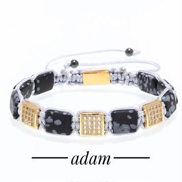 colorful L bracelet