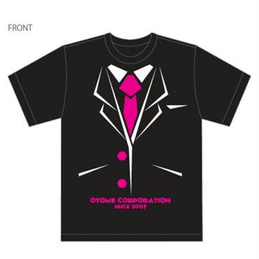"""【Goods】オトメ☆コーポレーション / """"株主専用スーツ""""Tシャツ"""