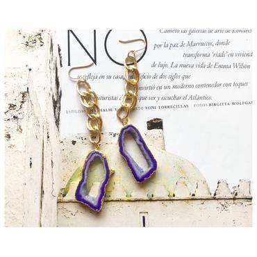 Greek Gemstones with Chain