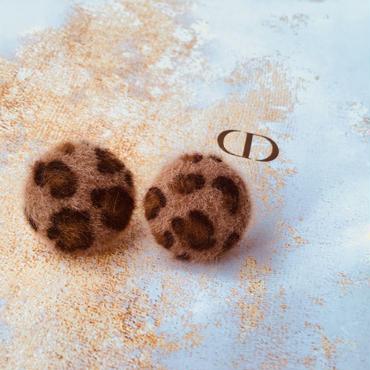 leopard fur pierce