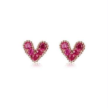 ruby heart  pierce