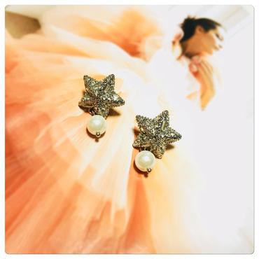 silver star pearl pierce
