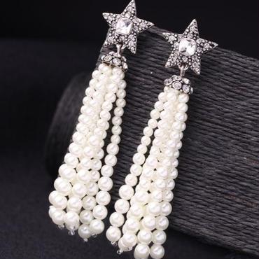 star perl fringe pierce