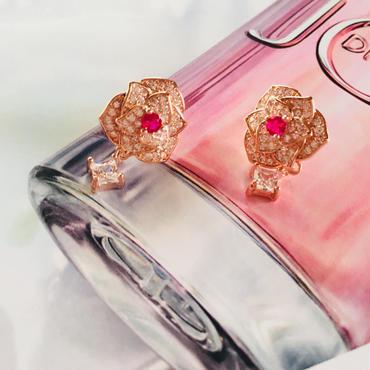 rose  stone pierce
