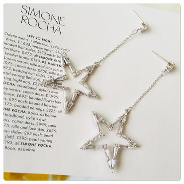 star chain pierce
