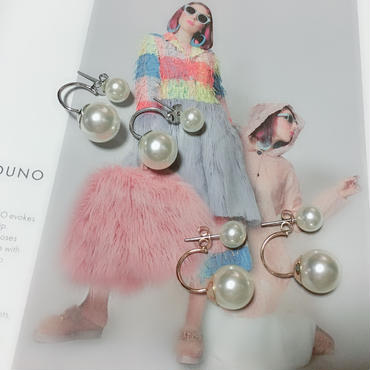 pearl 2way pierce