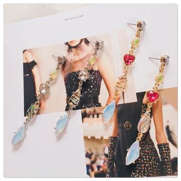 colorful  bijou  pierce