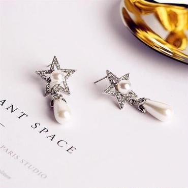 star × pearl  pierce