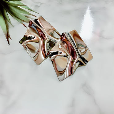 metal  origami   pierce
