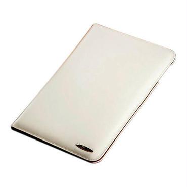 iPad Air 高級牛革レザーケース / ホワイト