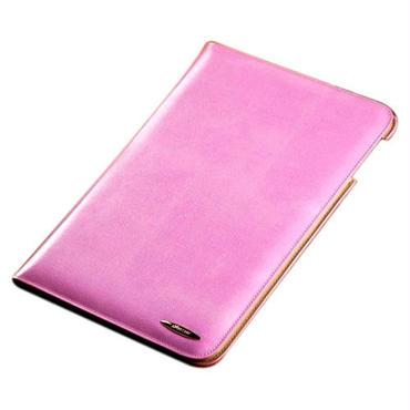 iPad Air 高級牛革レザーケース / ピンク