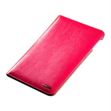 iPad Air 高級牛革レザーケース / フェアリーピンク