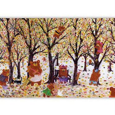 ちいさい秋(ポストカード大)