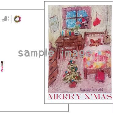 クリスマスカード 3