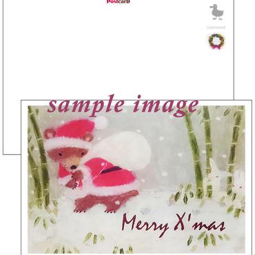 クリスマスカード 2