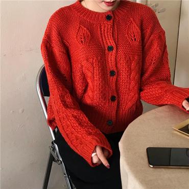 girly knit cardigan