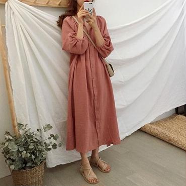 retro girl long dress