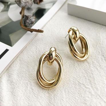 twist gold pierce《大》