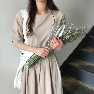【再入荷】girly long dress