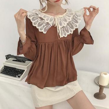 sweet lace blouse