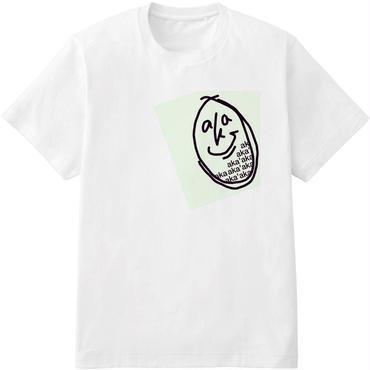 aka'aka ロゴTシャツ