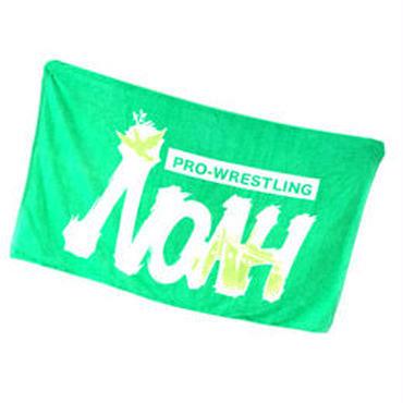 NOAH ロゴ バスタオル
