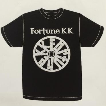 fortune KK ロゴTシャツ