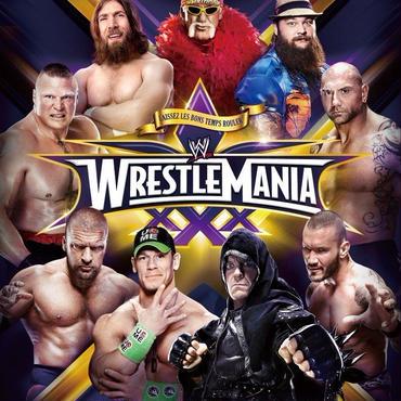 WWE レッスルマニア30