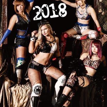 スターダムカレンダー2018