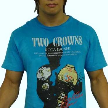 飯伏幸太 2冠Tシャツ