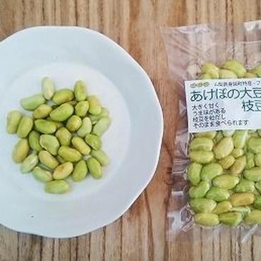 あけぼの大豆枝豆 粒だし