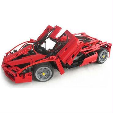 レゴ (LEGO)互換 レーサー エンツオ・フェラーリ 1/10 8653相当