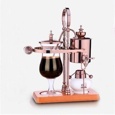 コーヒメーカー サイフォン ベルギー おしゃれ
