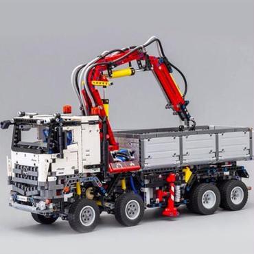 レゴ互換品 テクニック メルセデス・ベンツ 3245 アロックス 42043相当 おもちゃ ブロック