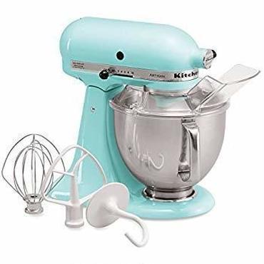 KitchenAid キッチンエイド 5段階スピード切替スタンドミキサー アイス