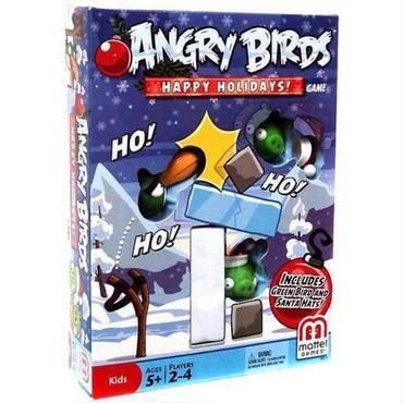 アングリーバード Angry Birds マテル Mattel Toys おもちゃ Happy Holidays! Game