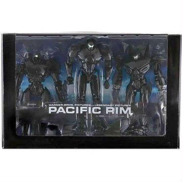パシフィック リム Pacific Rim ネカ NECA フィギュア おもちゃ End Credits Exclusive Action Figure 3-Pack Set