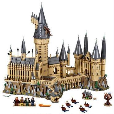 新製品!レゴ 71043 ハリーポッター 新ホグワーツ城 互換品 ミニフィグ付属 欠パーツ保証 lepin