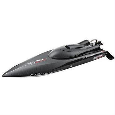 【送料無料!】Feilun FT011 2.4G 55km/h ブラシレス 65CM 大型高速 RCレーシング ボート 船 水冷却 リモコン【新品】