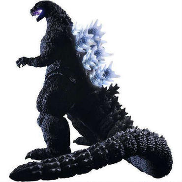 ゴジラ Godzilla バンダイ Bandai Japan フィギュア おもちゃ S.H. Monsterarts 1989 Action Figure [Electronic Features]