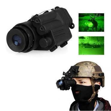 OUTAD ハンティング ナイト ビジョン ライフル スコープ 単眼デバイス 防水 ゴーグル PVS-14風 デジタルIRイルミネーション
