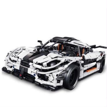 レゴ 互換 LEGO(lepin) スポーツカー Koenigsegg One:1 3136ピース