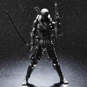 ジー アイ ジョー BAIT x GI Joe x 1000 Toys 1/6 Snake Eyes Figure - Convention Exclusive